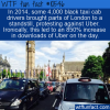 WTF Fun Fact – Uber In London