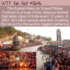 WTF Fun Fact – World's Largest Gathering