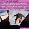 WTF Fun Fact – 1960's Skydiver