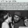 WTF Fun Fact – Fidel Castro Facts
