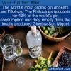 WTF Fun Fact – Prolific Gin Drinkers
