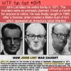 WTF Fun Fact – John List