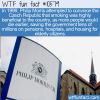 WTF Fun Fact – Czech Out Phillip Morris