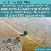 WTF Fun Fact – Recycling Facts