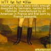 WTF Fun Fact – Wellington's History