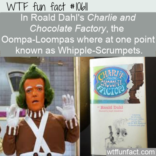 WTF Fun Fact - Whipple-Scrumpets
