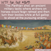 WTF Fun Fact – Parthian Shot