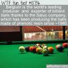 WTF Fun Fact – Belgium Produces 80% Of Billiard Balls