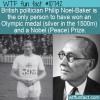 WTF Fun Fact – Philip Noel-Baker