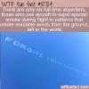WTF Fun Fact – Skywriting