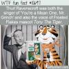 WTF Fun Fact – Thurl Ravenscroft