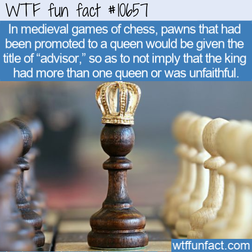 WTF Fun Fact - Unfaithfully Several Queen