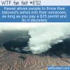 WTF Fun Fact – Unusual Volcano Ash