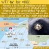 WTF Fun Fact – Westernmost & Easternmost