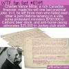 WTF Fun Fact – Financier's Joke Of A Will