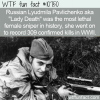 WTF Fun Fact – Lady Death