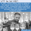 WTF Fun Fact – Mustaches For All