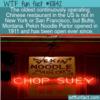 WTF Fun Fact – Pekin Noodle Parlor