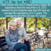 WTF Fun Fact – Elderly Live Longer In Hawaii