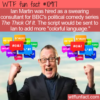 WTF Fun Fact – Swearing Consultant