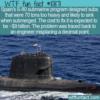 WTF Fun Fact – Overweight Submarine