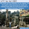 WTF Fun Fact – Inspiration For The Sims