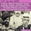 WTF Fun Fact – Nearest Green Master Distiller