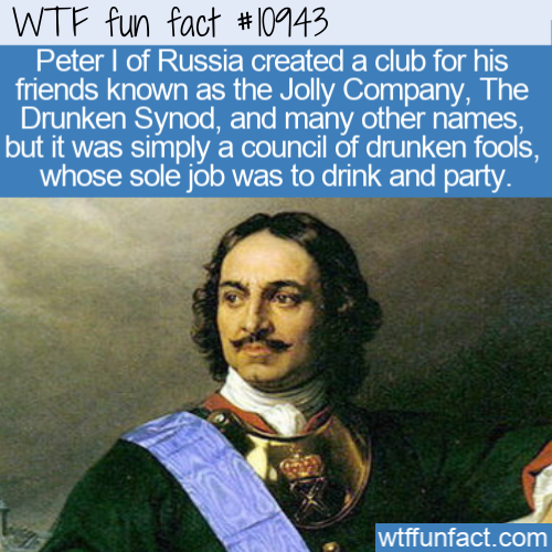 WTF Fun Fact - Synod of Fools & Jesters