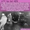 WTF Fun Fact – Aeroflot Flight 6502