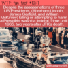 WTF Fun Fact – Assassination Finally A Federal Crime