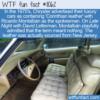 WTF Fun Fact – Chrysler's Corinthian Leather