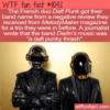 WTF Fun Fact – Daft Punk Origin