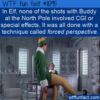 WTF Fun Fact – ELF's Forced Perspective