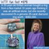 WTF Fun Fact – Genuine 26 Carat Diamond Ring