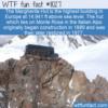 WTF Fun Fact – Margherita Hut