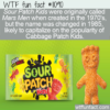 WTF Fun Fact – Mars Men Candy
