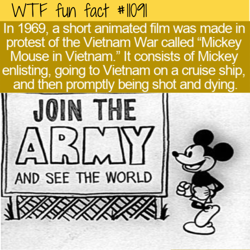 WTF Fun Fact - Mickey Mouse in Vietnam