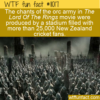WTF Fun Fact – Orcs Or Fans