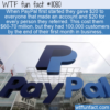 WTF Fun Fact – Paypal Referral Boost