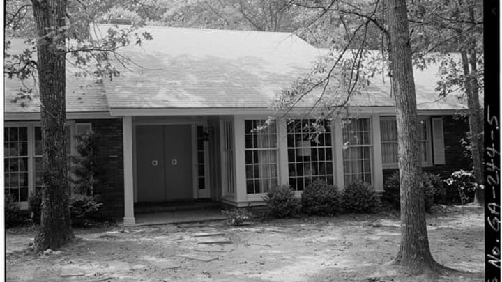 Did You Know former President Jimmy Carter's Still Lives In the ranch house he built in 1961