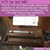 WTF Fun Fact – Backwards Celsius Scale