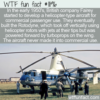 WTF Fun Fact – Fairey Rotodyne