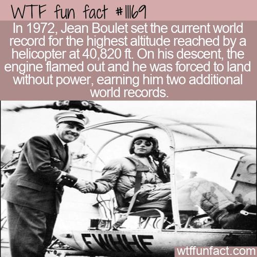 WTF Fun Fact - Jean Boulet