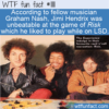 WTF Fun Fact – Jimi Hendrix Unbeatable At Risk