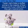 WTF Fun Fact – Trader Joe's Hidden Secret