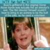 WTF Fun Fact – Buzz's Girlfriend In Home Alone