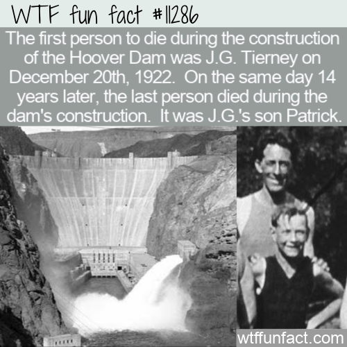 WTF Fun Fact - Father & Son Died Same Place Same Day
