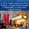 WTF Fun Fact – Netflix Comes Full Circle
