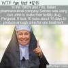 WTF Fun Fact – Nun Urine For Fertility