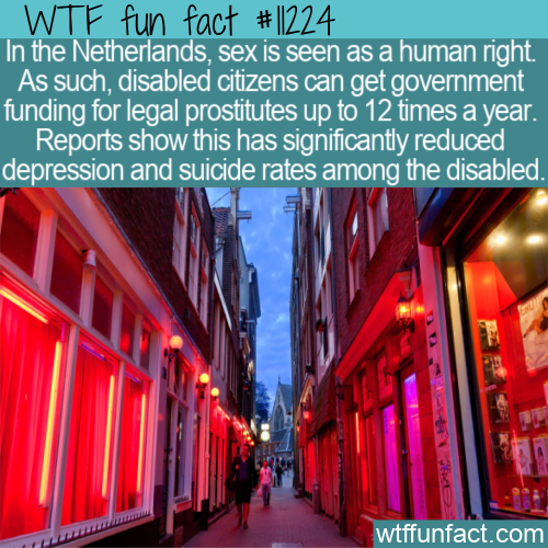 WTF Fun Fact - Right To Have Sex